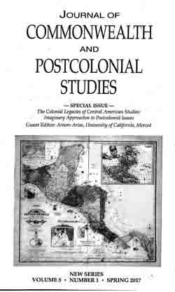 Journal of Commonwealth and Postcolonial Studies
